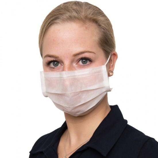 Μάσκα προσώπου μιας χρήσης 4300 2-PLY