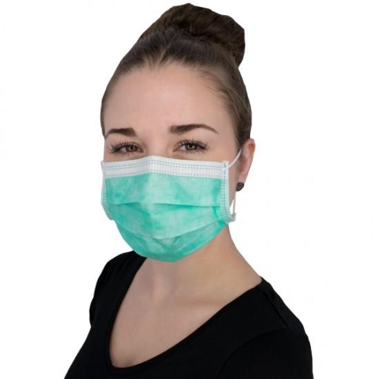 Μάσκα προσώπου χειρουργική SOFT PROTECT 3PLY 4320/4327