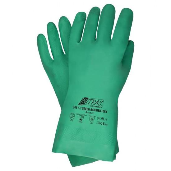 3451 // GREEN BARRIER FLEX