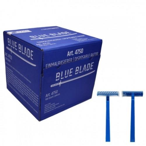 Ξυριστική μηχανή μιας χρήσης 4750 μπλε