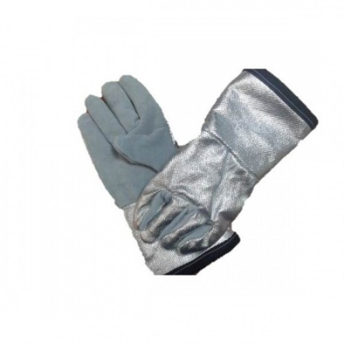 Γάντια δαχτ. δέρμα Preox επένδυση φανέλα