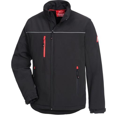 Μπουφάν MOTION TEX LIGHT Softcell Black 7150