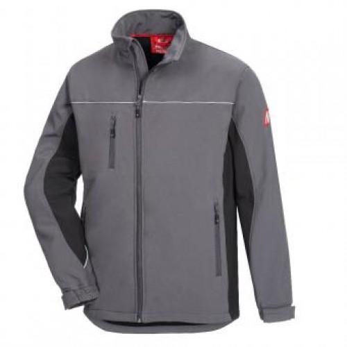 Μπουφάν MOTION TEX LIGHT Softcell Grey-Black 7152