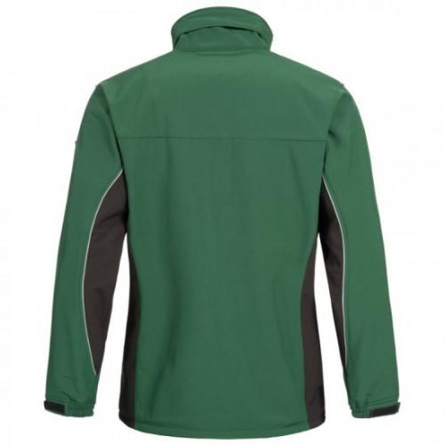 Μπουφάν MOTION TEX LIGHT Softcell Green/Black 7154