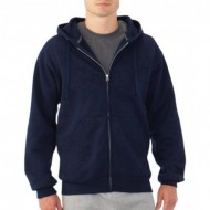 Fol Full Zip Hooded Micro Jacket Br