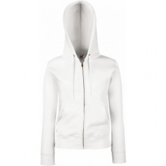Fol Lady Fit Hooded Sweat Jacket