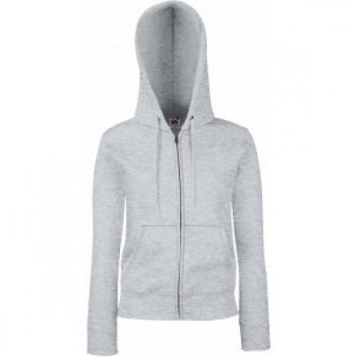 Fol Lady Fit Hooded Sweat Jacket