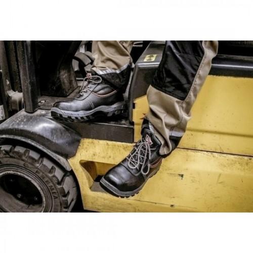 Μποτάκια ασφαλείας 7201MF STEP MID MF S3