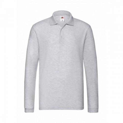 Τ-shirt polo premium L/S
