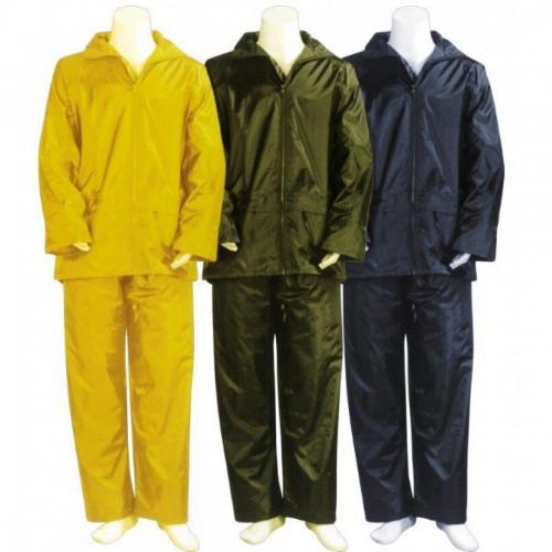 Αδιάβροχα κοστούμια νάυλον pvc
