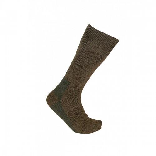 Κάλτσες μάλλινες δίχρωμες
