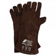 Γάντια προστασίας ηλεκτροσυγκολλητή δερμάτινα SAFE PRO 20535PK