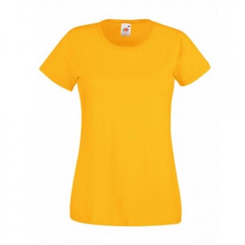 T-Shirt Fruit of The Loom Ladies V/W T