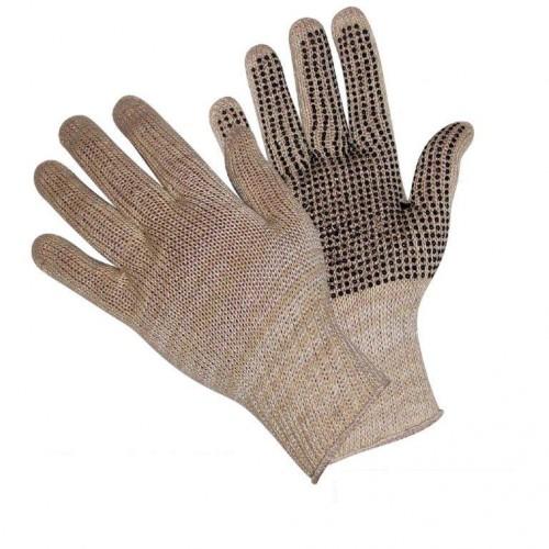 Γάντια πλεκτά ενισχυμένα