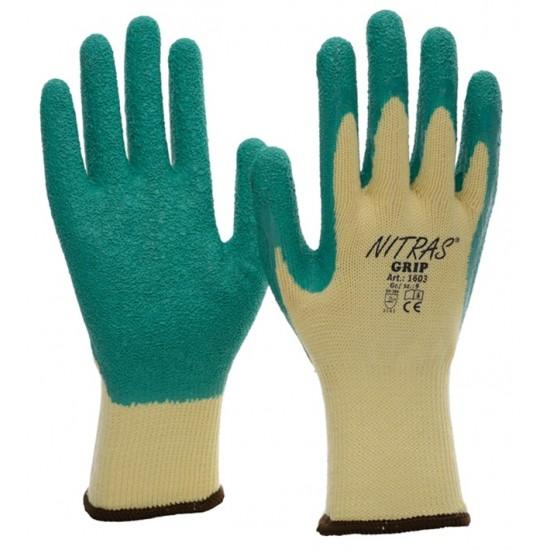 Γάντια Latex GRIP 1603