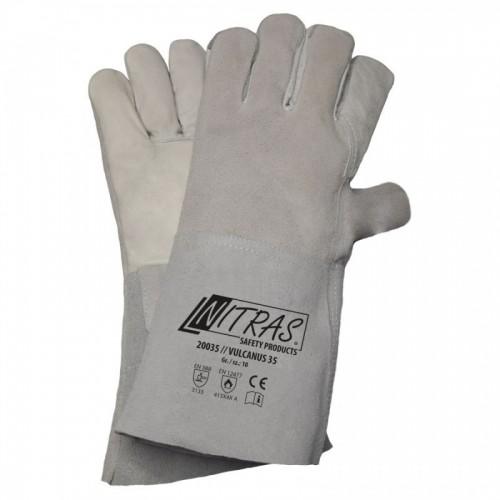 Γάντια προστασίας δερμάτινα VULCANUS 35 20035