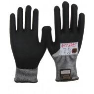 Γάντια προστασίας κοπής ΤΑΕΚΙ  3/4 nitrile 6715