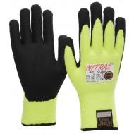 Γάντια προστασίας κοπής TAEKI LATEX WINTER CUT 6720W