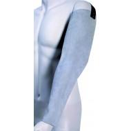 Δερμάτινο προστατευτικό μπράτσου ηλεκτροσυγκολλητή μήκους 75cm
