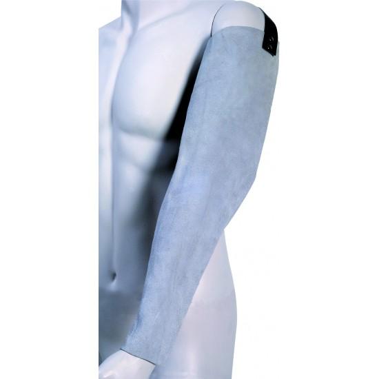 Δερμάτινο προστατευτικό μπράτσου ηλεκτροσυγκολλητή μήκους 75cm 2419