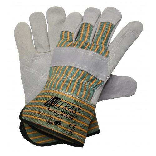 Γάντια δερματοπάνινα SPLIT MASTER PRO 1312