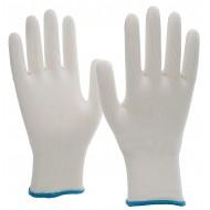 Γάντια εργασίας πλεκτά νάυλον / βαμβάκι 6100ND