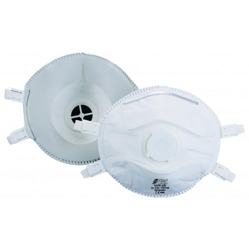 Μάσκα προστασίας με βαλβίδα FFP3 NR D 4140